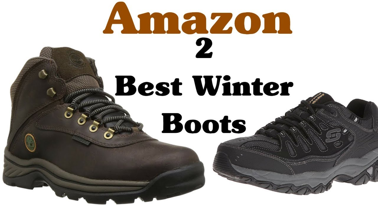 2 best and most stylish men's winter boots 2019 get from amazon