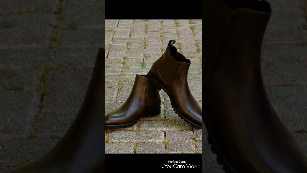 Men's Boots collection for winter. leather ankle.men style and fine belts