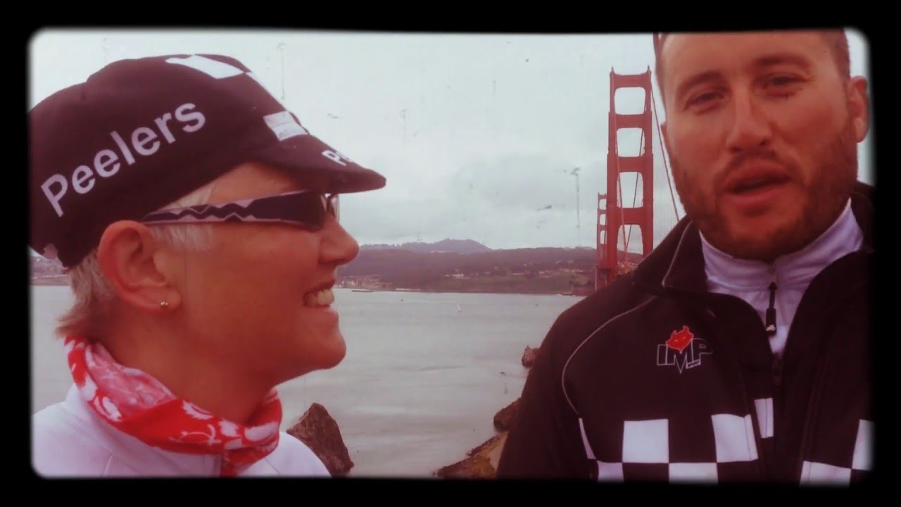 Peelers at the Golden Gate Bridge for COPS 7th May 2016