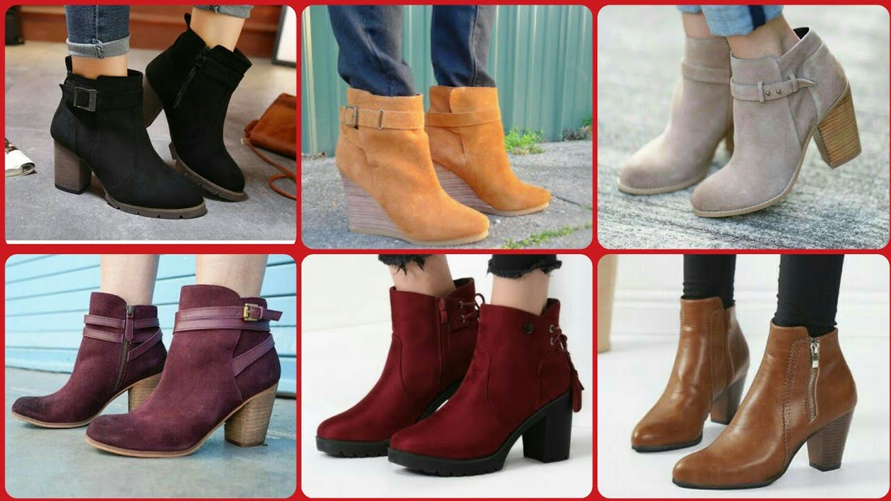 Most stylish and comfortable best winter boots and shoes hellowout shoes collection