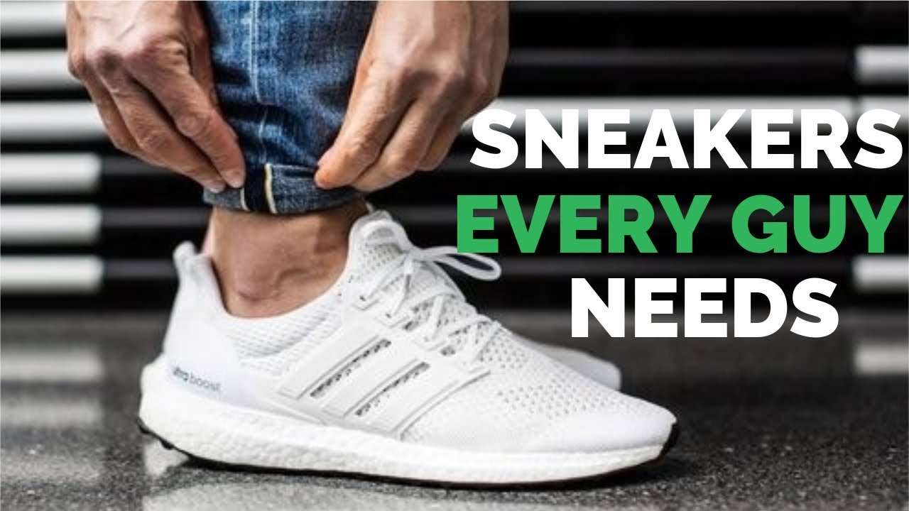 6 Best Sneakers EVERY GUY Should Have For Winter 2019 – Mens Fashion 2019