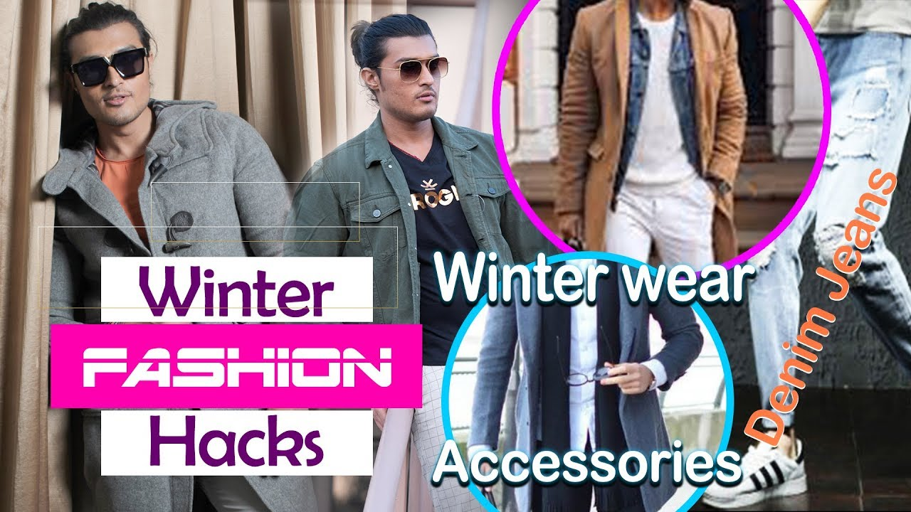 WINTER FASHION HACKS FOR MEN || 5 DIFFERENT WINTER OUTFITS || #FASHIONSUTRA || PUSHKAR MEHTA