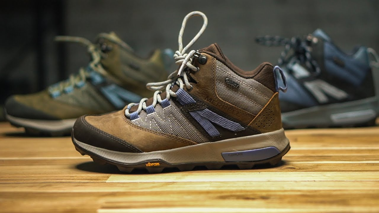 Merrell Zion | Built Like a Hiking Boot, Fast as a Shoe