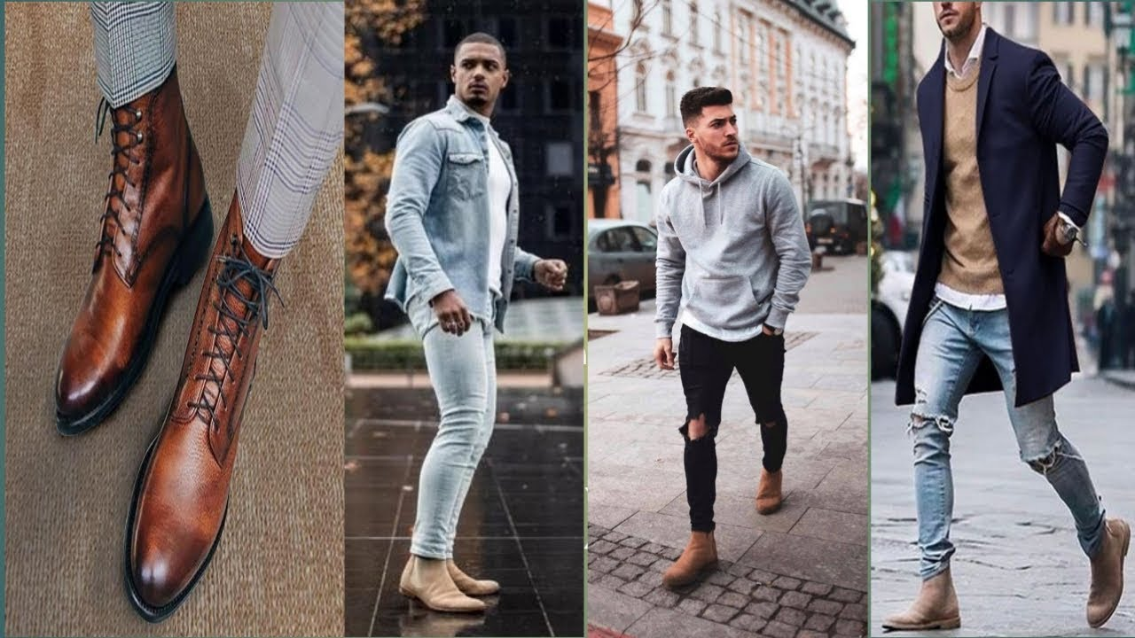 Boots For Men    Mens boots fashion