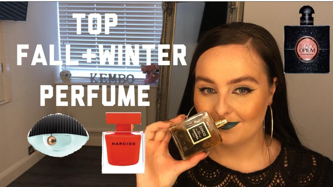 Top fall & winter perfume | Christmas perfume gifts 2019 | my favouritem A/W perfumes!