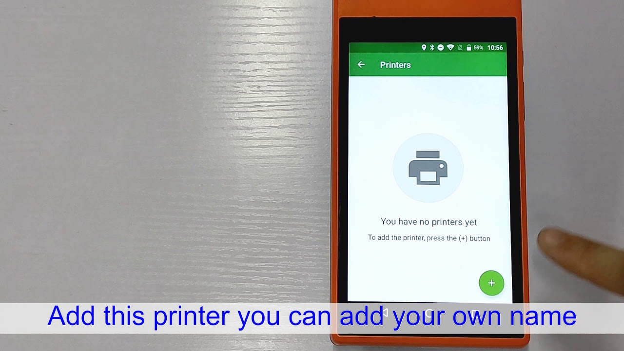 How To Connect A Cash Drawer In Loyverse APP +80mm Thermal Printer