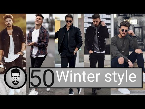 Winter Fashion Ideas|How to Style Yourself in Winter| Look Smart In Winter|TheMenStyle| Men's Outfit