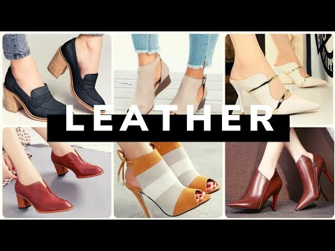 Women Fashion Genuine Leather Shoes And Boots For Winter You Should Definitely Try