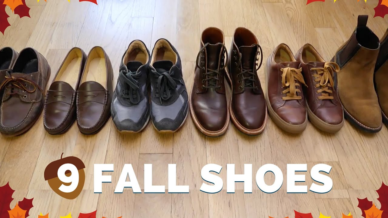 9 Best Men's Shoes for Fall & Winter 2019 | Boots, Sneakers, Slip Ons and More