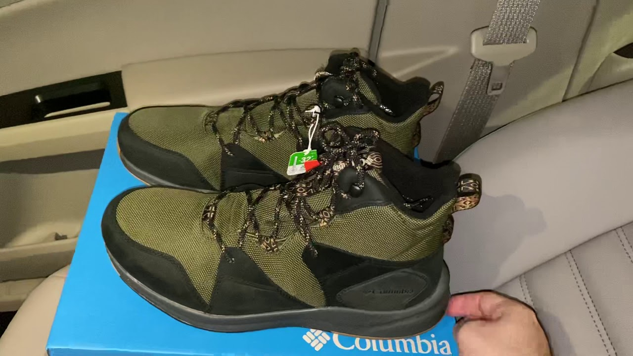 Columbia SH/FT Outdry Waterproof Winter Boots