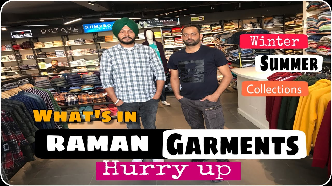 SHOPPING VLOG 🛍 | Winter collection (under 500 rs to 10,000 rs) on Raman Garments | Nabha