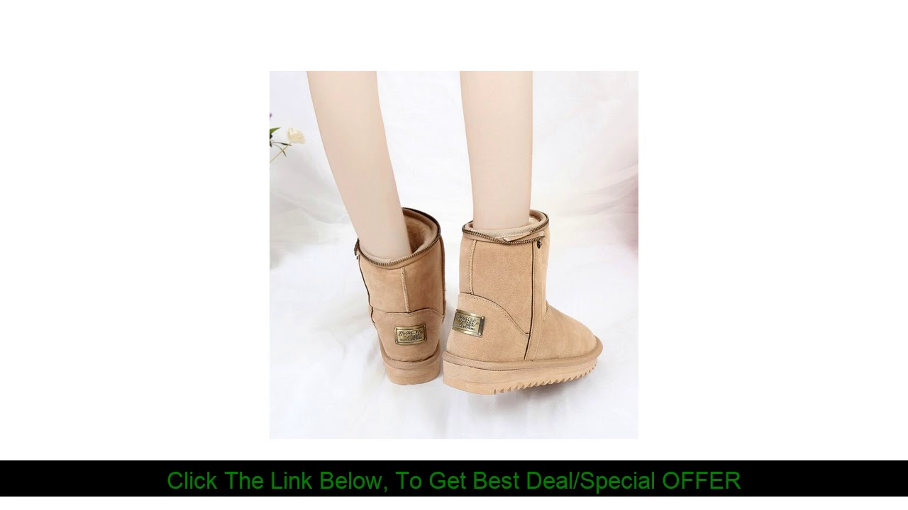 Buy AARDIMI Detachable Ugged Women Boots Casual Have Fur Women Ankle Boots Winter Shoes Woman Booti