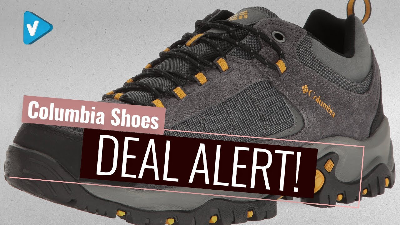 Save Big On Columbia Men Shoes Black Friday Deals 2019