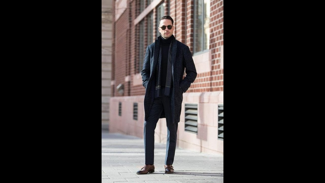 FIVE Casual Friday Outfits  Business Casual Men's Winter Fashion