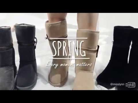 Hot selling snow boots A3