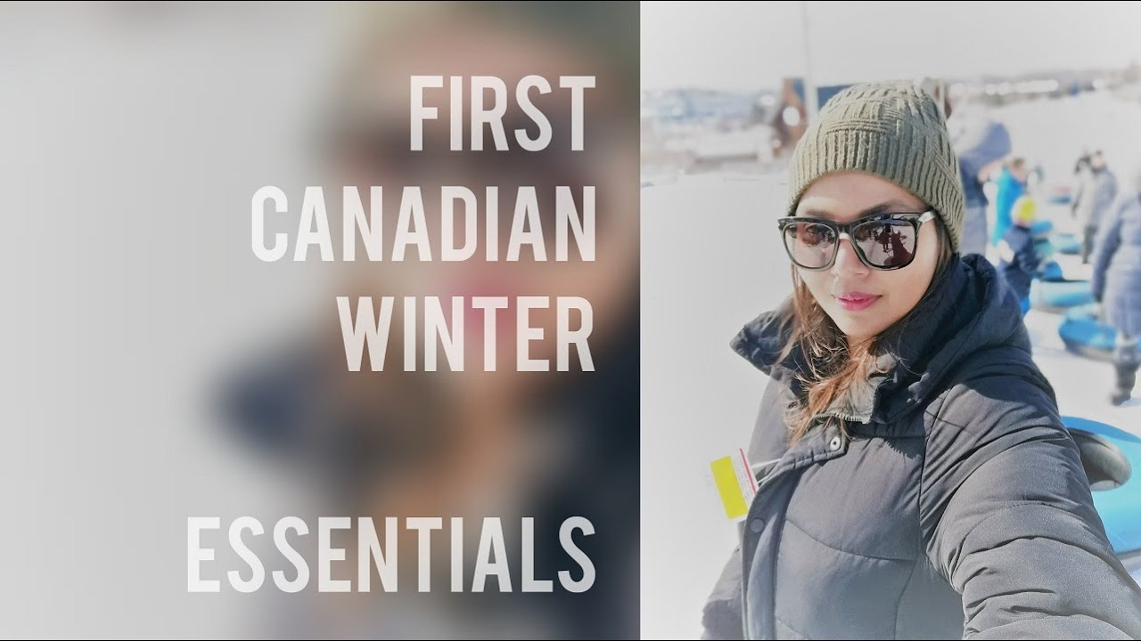 Surviving Your First Canadian Winter | Life in Canada