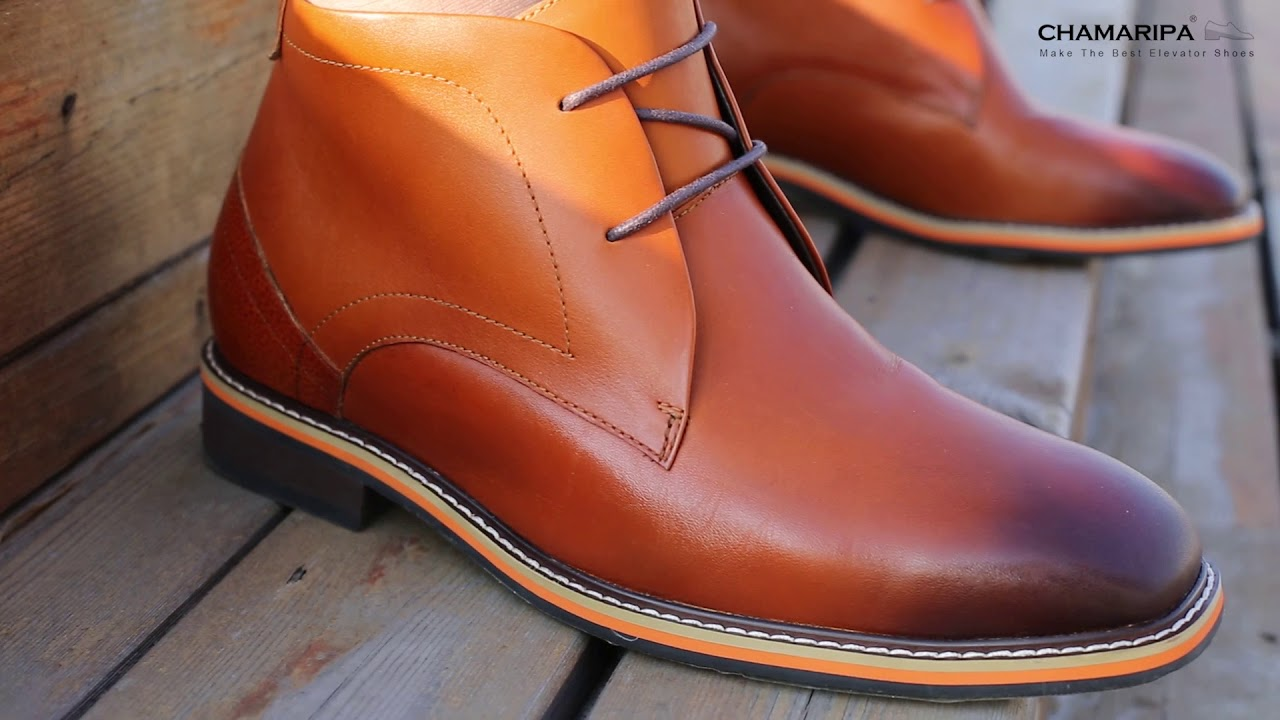 The Best Height Increasing Boots Man Should Own For Fall/Winter 2019 -Chamaripa