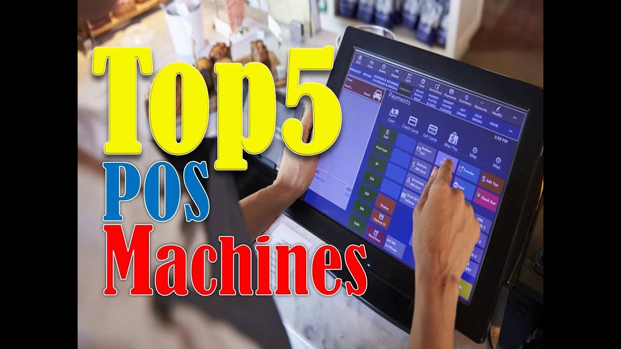 Best POS Machine in 2020 |Top 5 POS Machine|Cash Register, Receipt Printer & Cash Drawer[All in One]