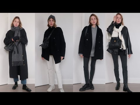 Practical Winter Outfits | Lizzy Hadfield