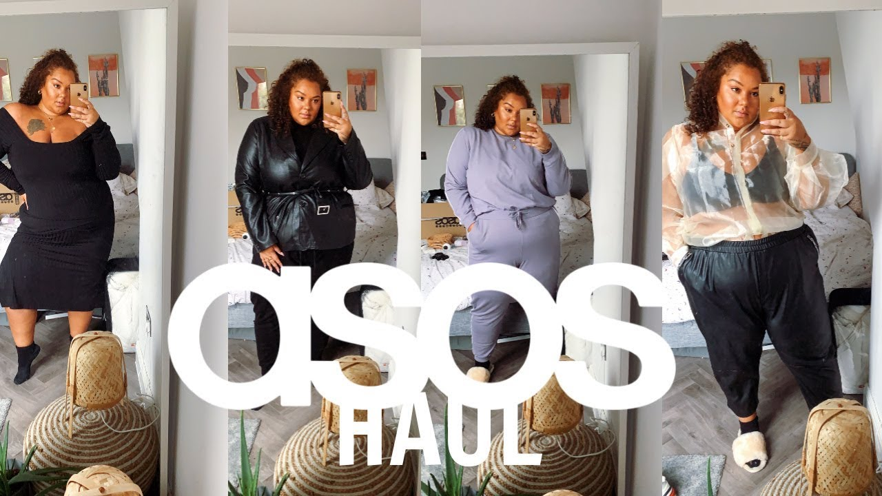 ASOS CURVE PLUS SIZE HAUL + TRY ON (AUTUMN/WINTER) | GRACE
