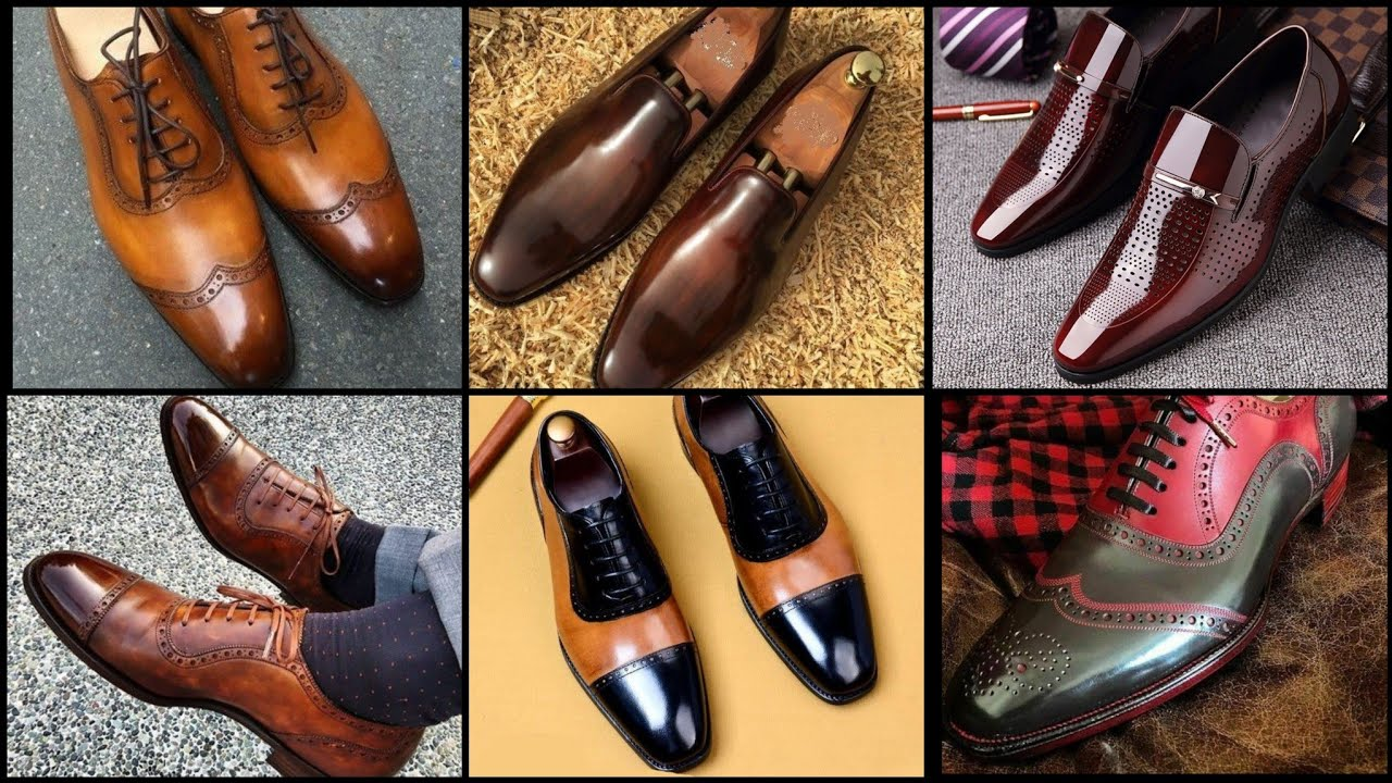 22 Ideas Of Men's leather shoes👞for winter collection December to March