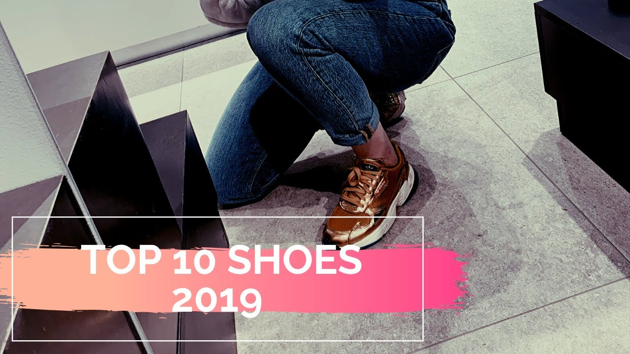 TOP 10 FAVOURITE SHOES OF THE YEAR 2019 – BOOTS/ SNEAKERS