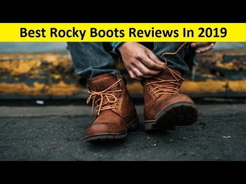 Top 3 Best Rocky Boots Reviews In 2020